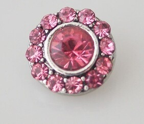 Small Top - Pink bling!