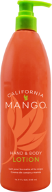 California Mango - Hand & Body Lotion 500ml
